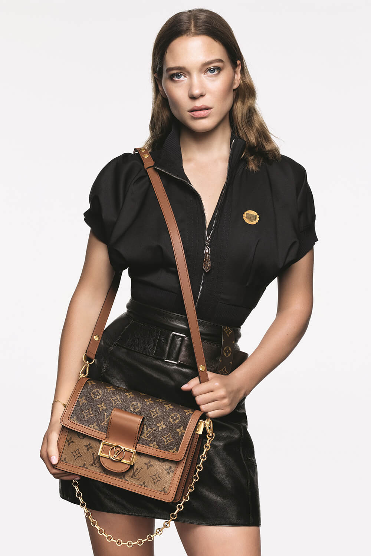 Lea Seydoux - Louis Vuitton Campaign