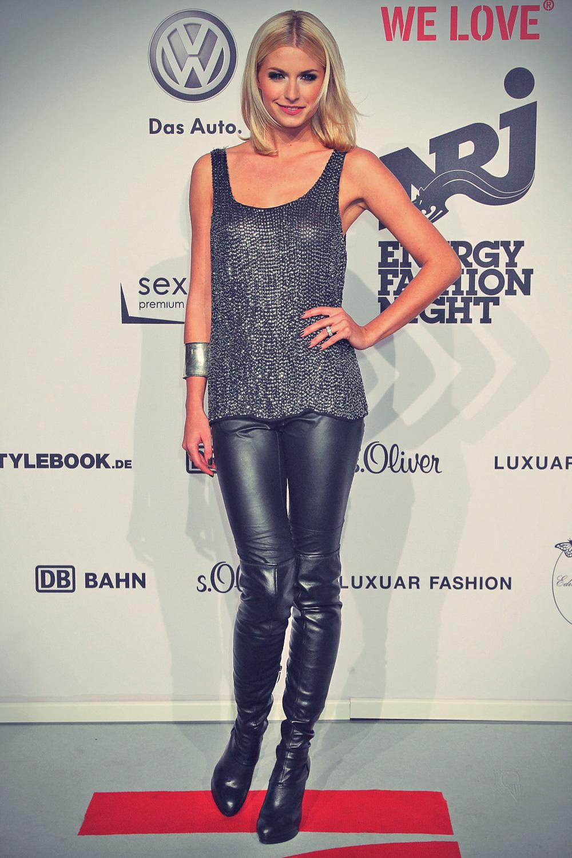 Lena Gercke attends We Love NRJ Energy Fashion Night