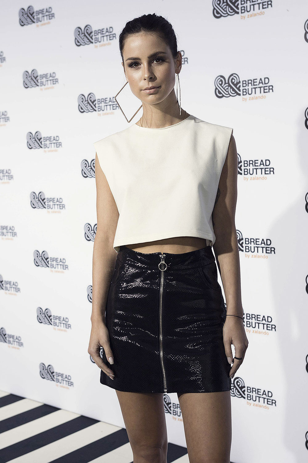 Lena Meyer-Landrut attends Opening Bread & Butter ...