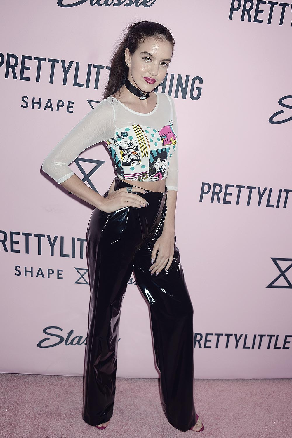 Lilimar Hernandez attends Pretty Little Thing campaign launch