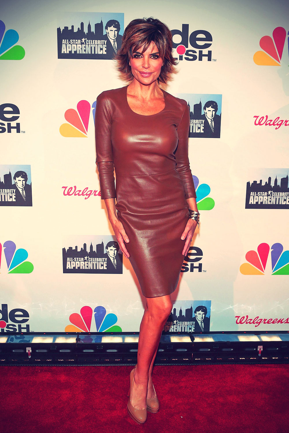 Lisa Rinna attends All Star Celebrity Apprentice Finale