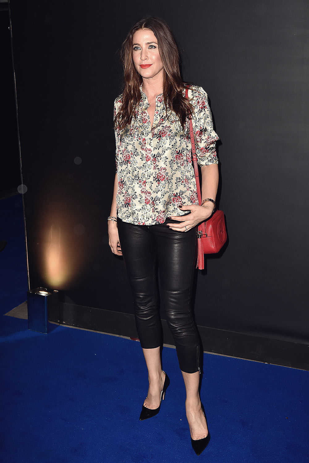 Lisa Snowdon attends Brit Awards