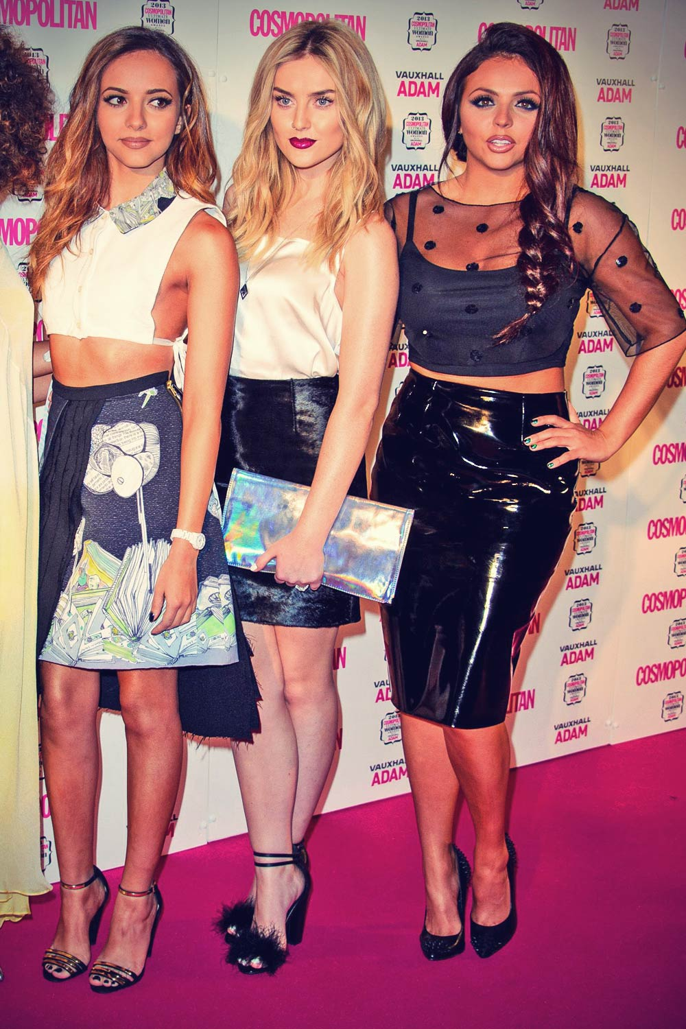 Little Mix Cosmo Women Of The Year