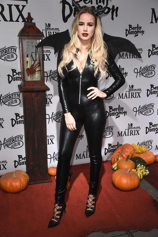 Liz Kaeber attends Halloween Party hosted by Natascha