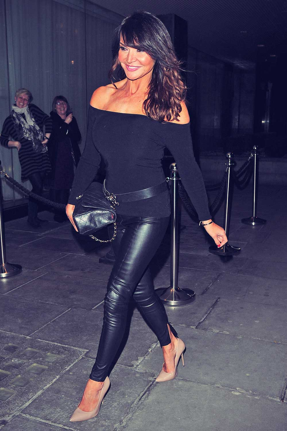 Lizzie Cundy attends Lei Lou VIP launch party