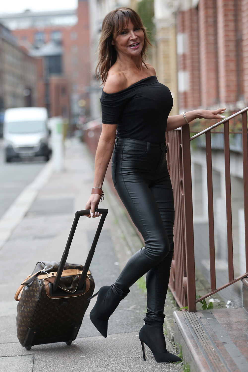 Lizzie Cundy leaving Steph & Dom Radio Show