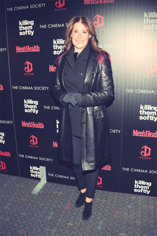 Lorraine Bracco attends Cinema Society Screening