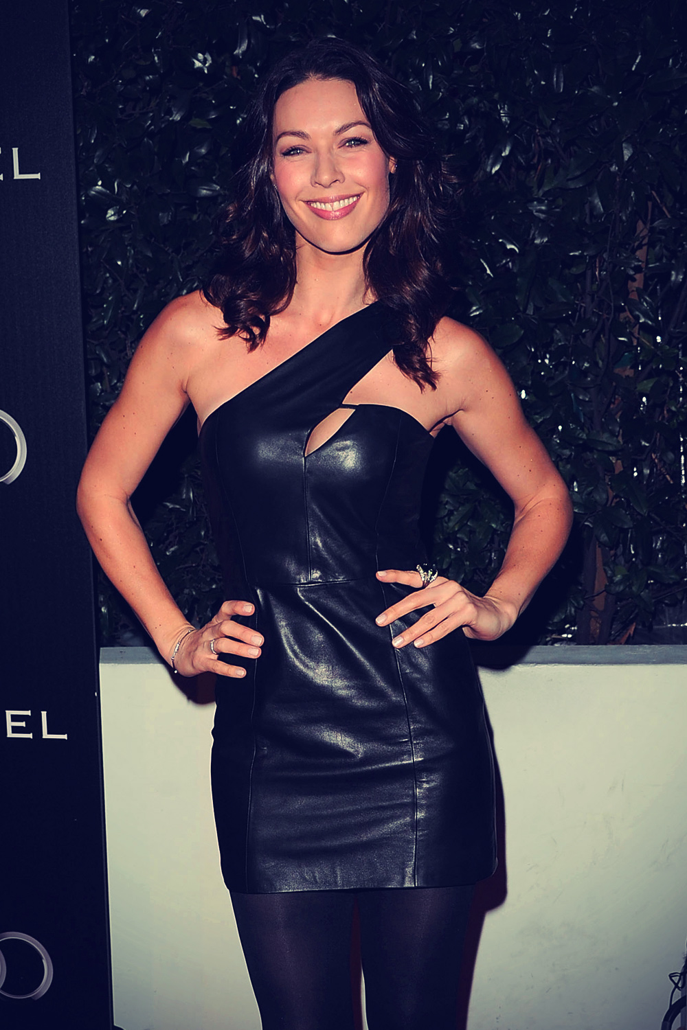 Louise Griffiths Audi And J Mendel Celebrate The 2011 Golden Globe Awards