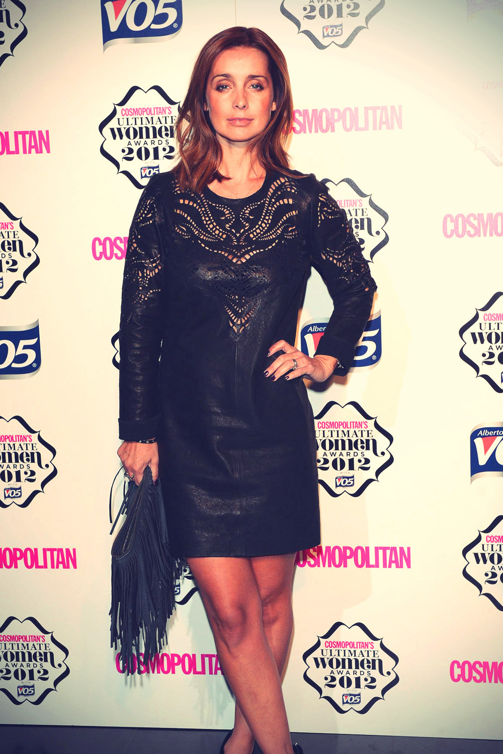 Louise Redknapp attends the Cosmopolitan Ultimate Woman of the Year awards