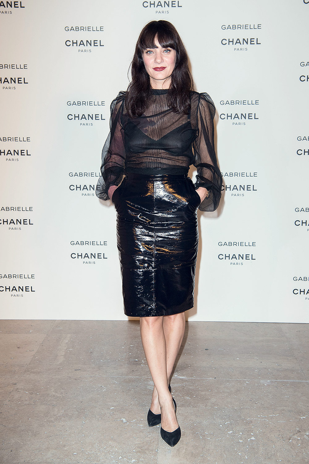 Lucia Pica attends Chanel Perfume Gabrielle Launch Party