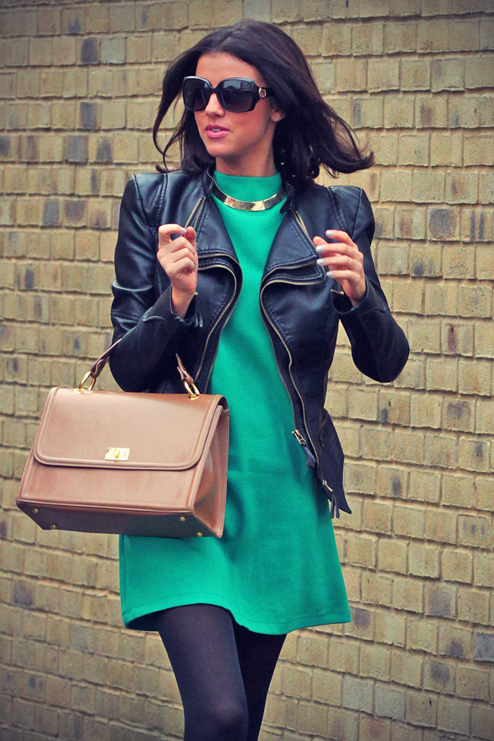 Lucy Mecklenburgh at House hunting