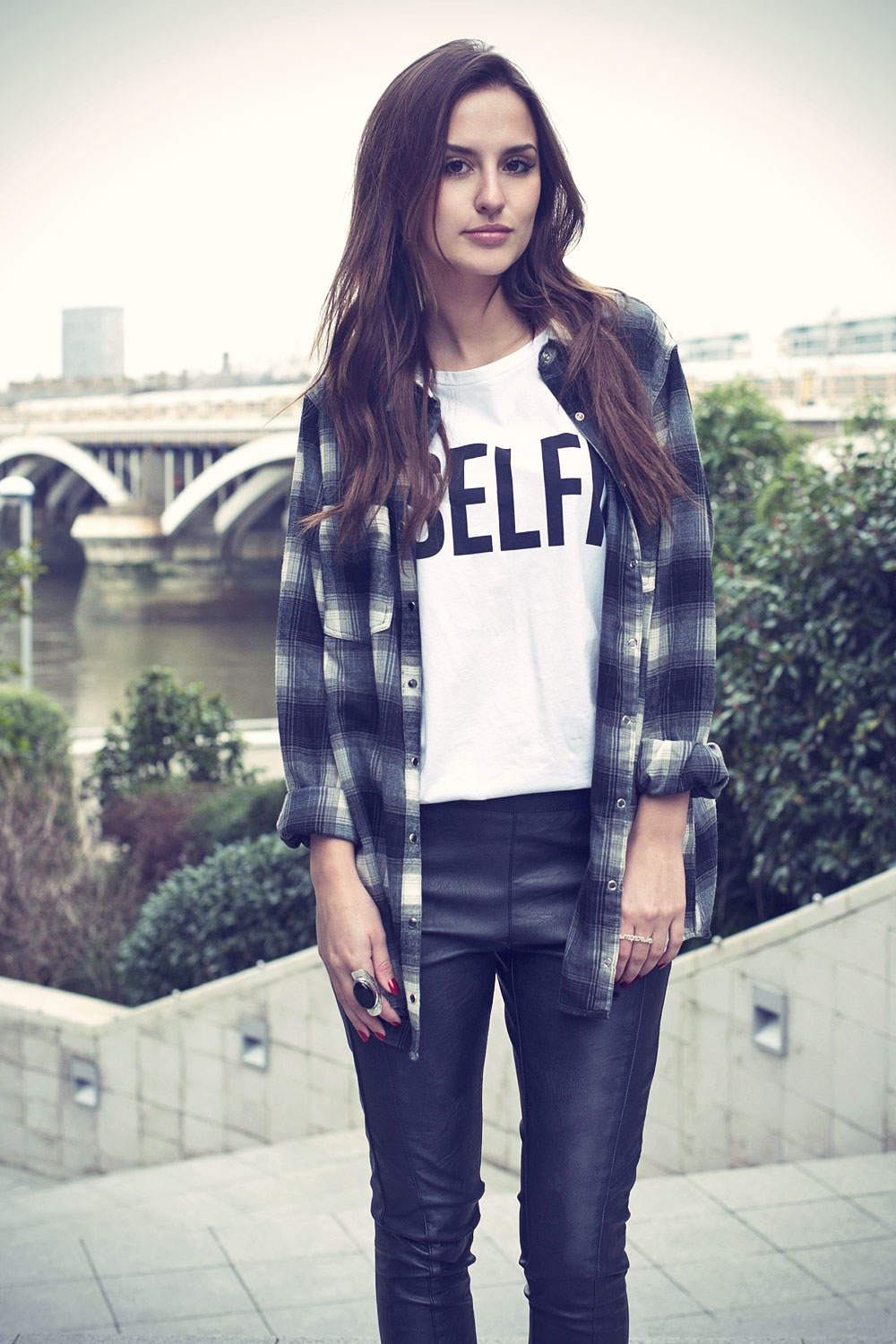 Lucy Watson Fashion Photoshoot