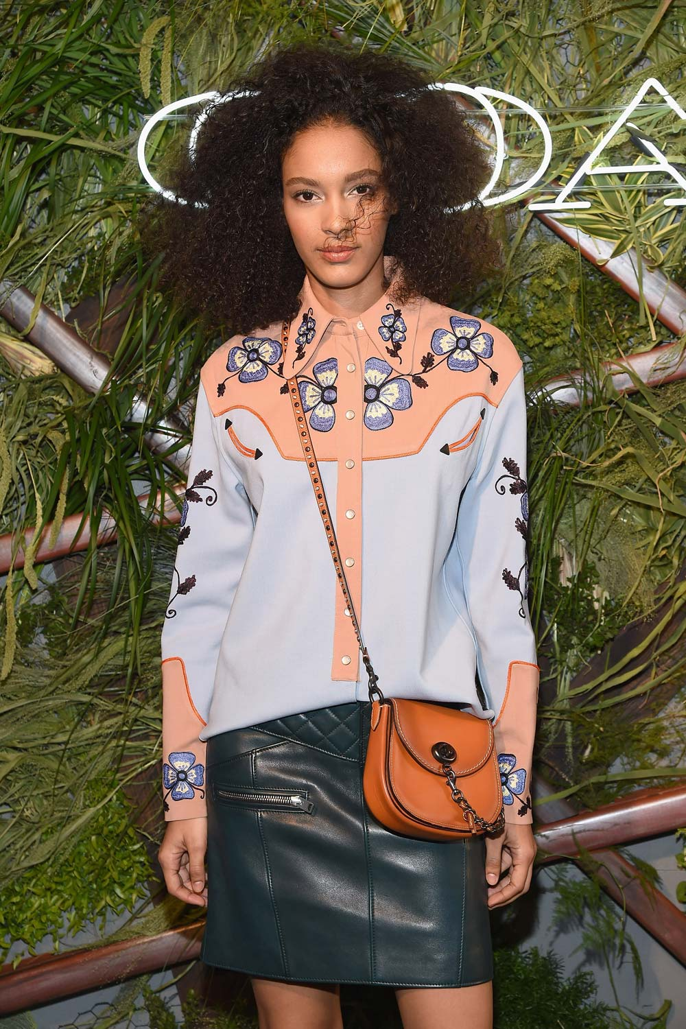 Luisana Gonzalez attends the 2016 Coach And Friends Of The High Line Summer Party