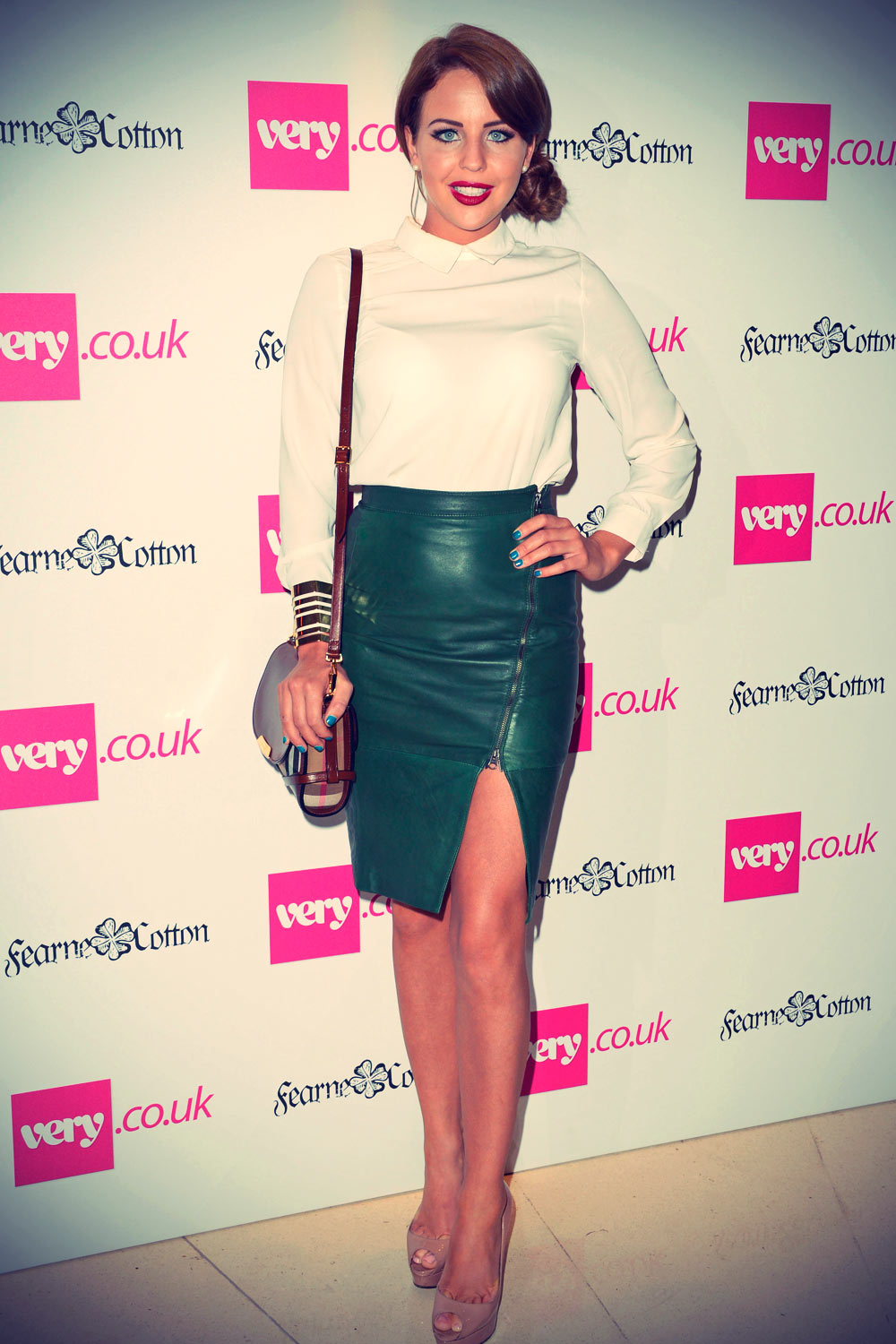 Lydia Bright attends Very.co.uk SS14 collection launch party