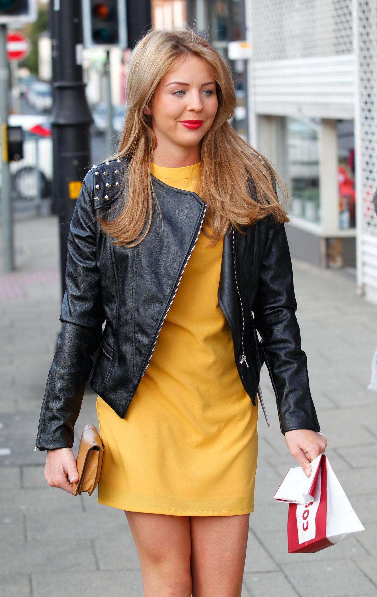 Lydia Bright out & about in Loughton