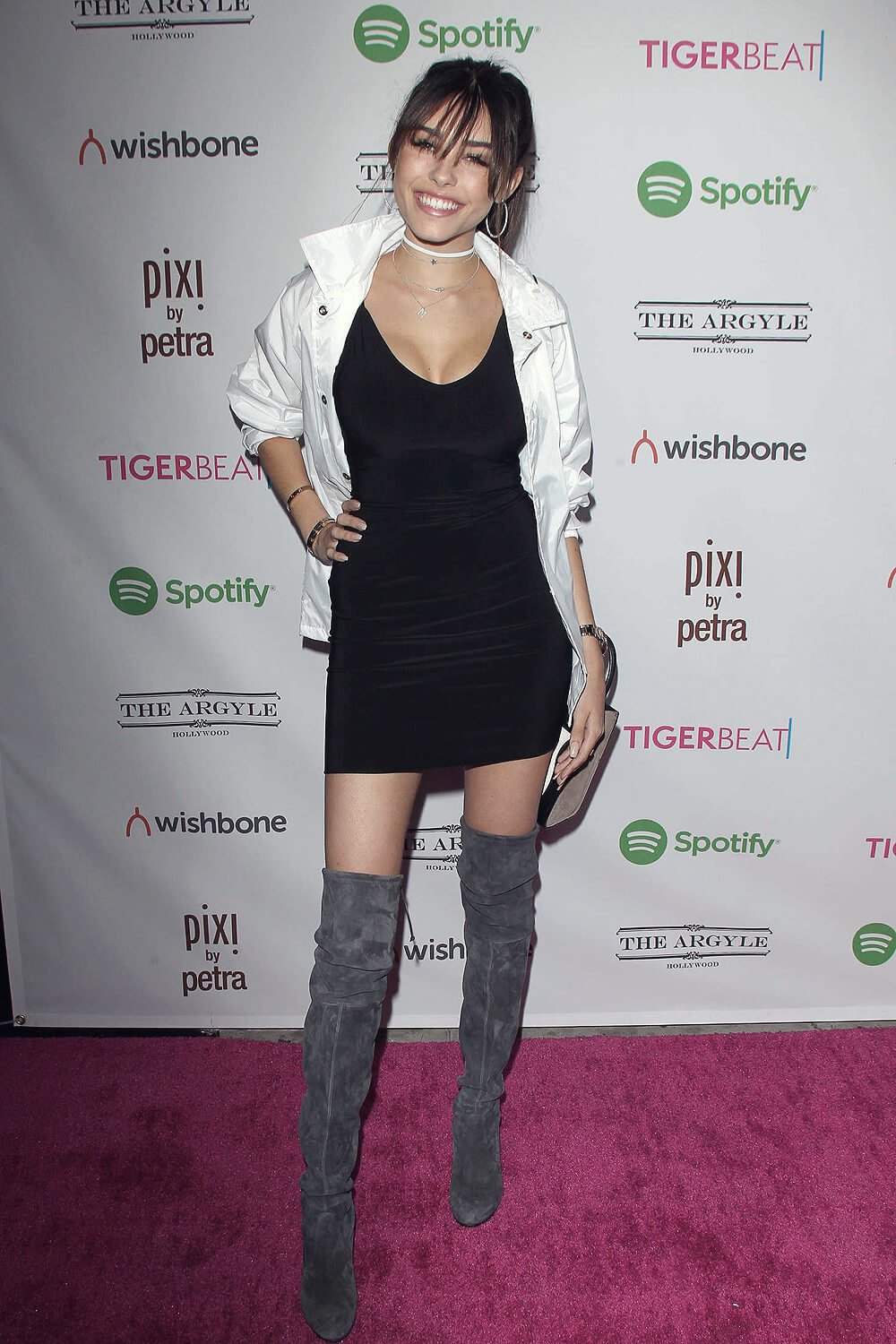 Madison Beer attends Tiger Beat Magazine Launch Party