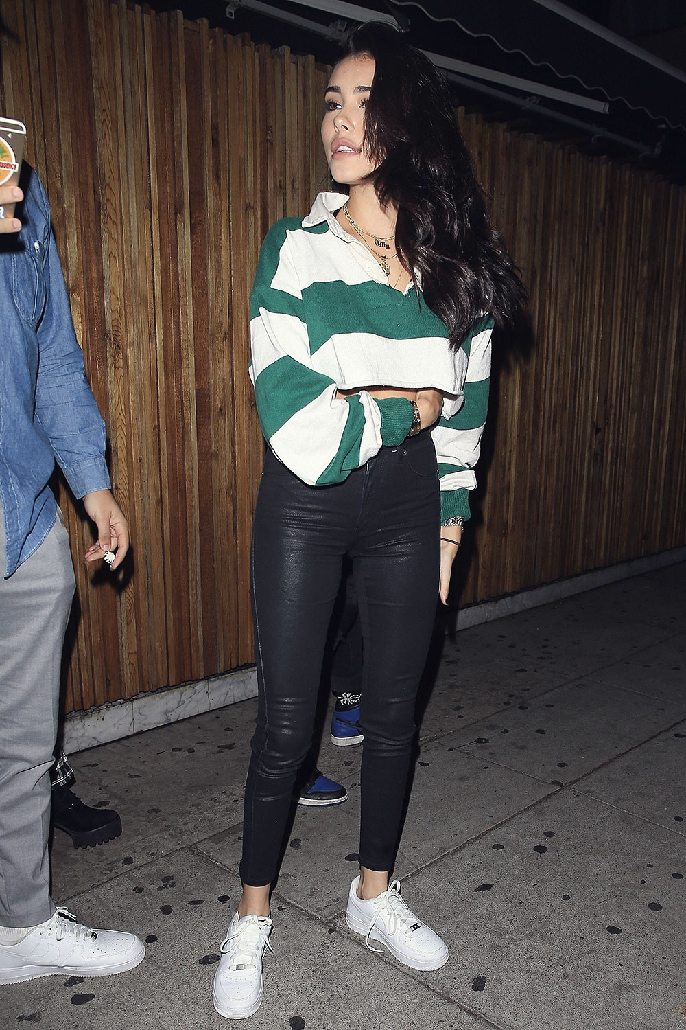 Madison Beer seen at The Nice Guy