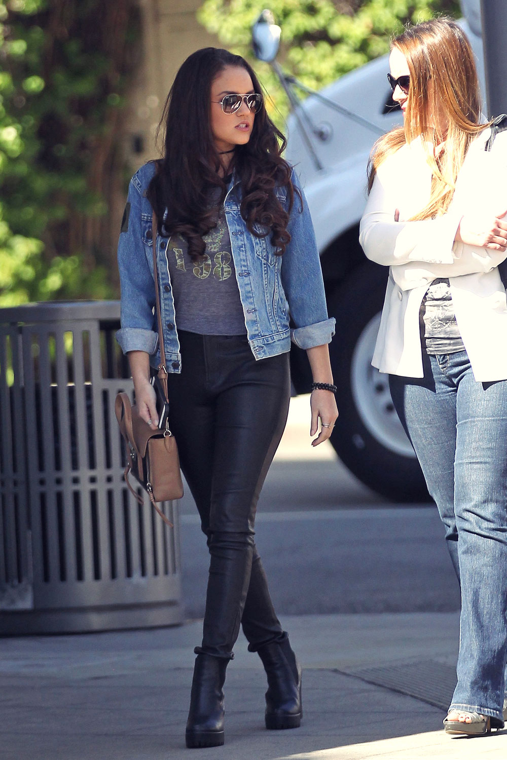 Madison Pettis out in LA