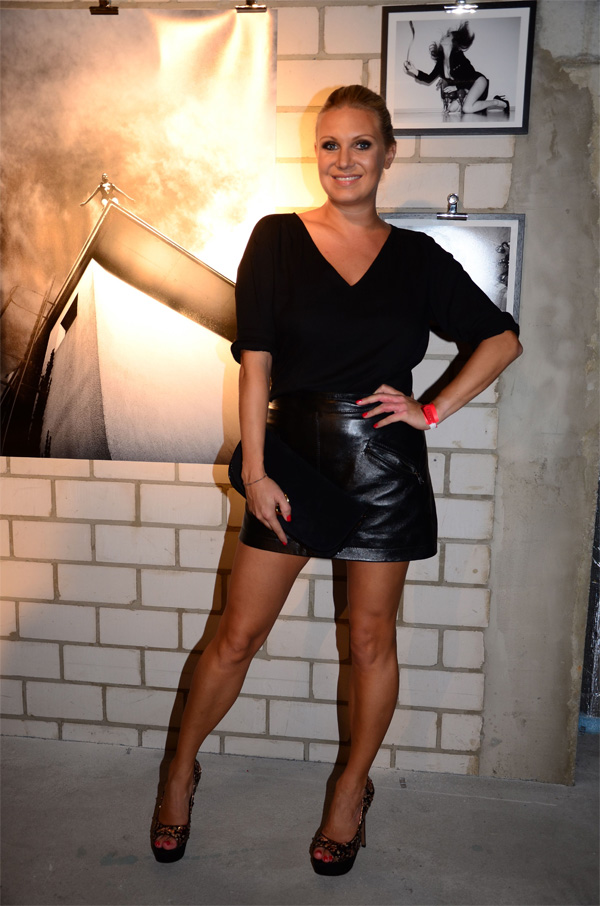 Magdalena Brzeska Charity Vernissage zu Gunsten des RTL Spendenmarathons