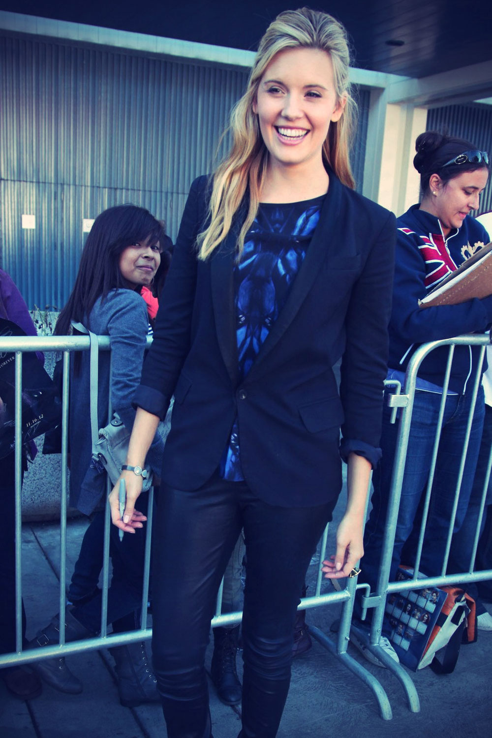 Maggie Grace at Twilight Fan Breakfast