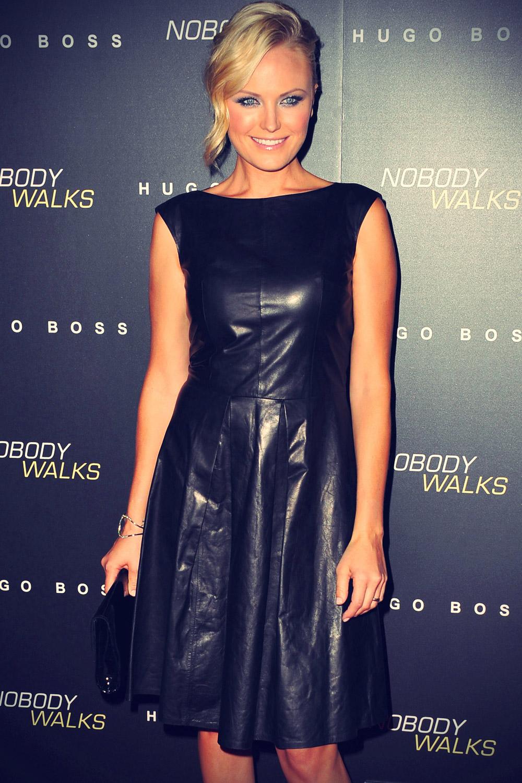 Malin Akerman at Los Angeles Nobody Walks premiere