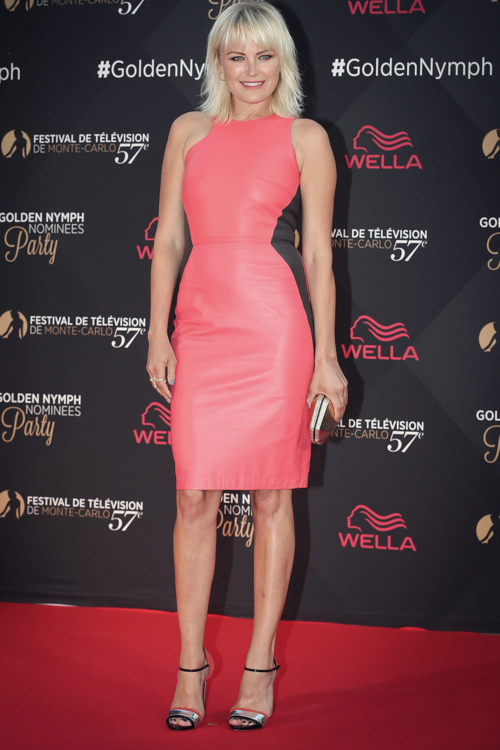 Malin Akerman attends the 57th Monte-Carlo Television Festival