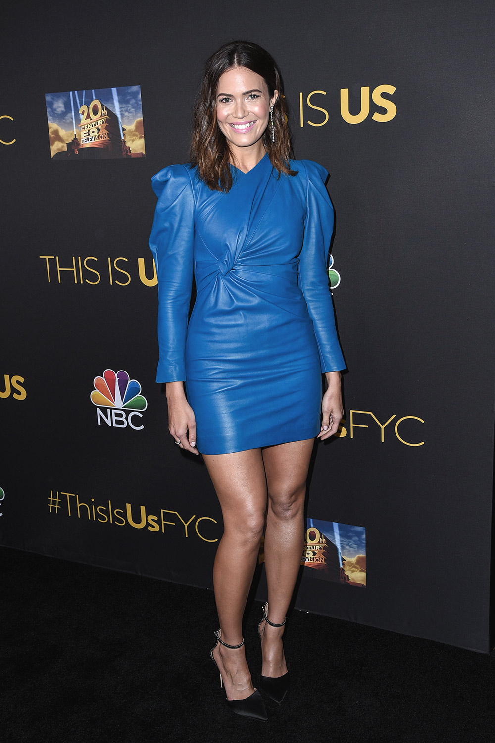 Mandy Moore attends 20th Century Fox Television & NBC's This Is Us