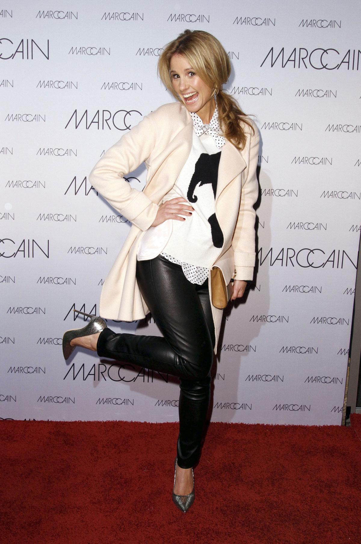 Mareile Hoppner attends  Grazia Style Cocktail Event