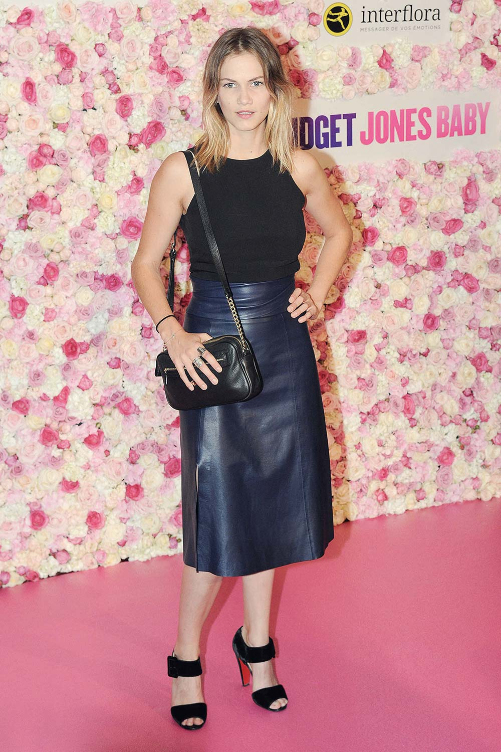 Margot Bancilhon At The Bridget Jones Baby Premiere
