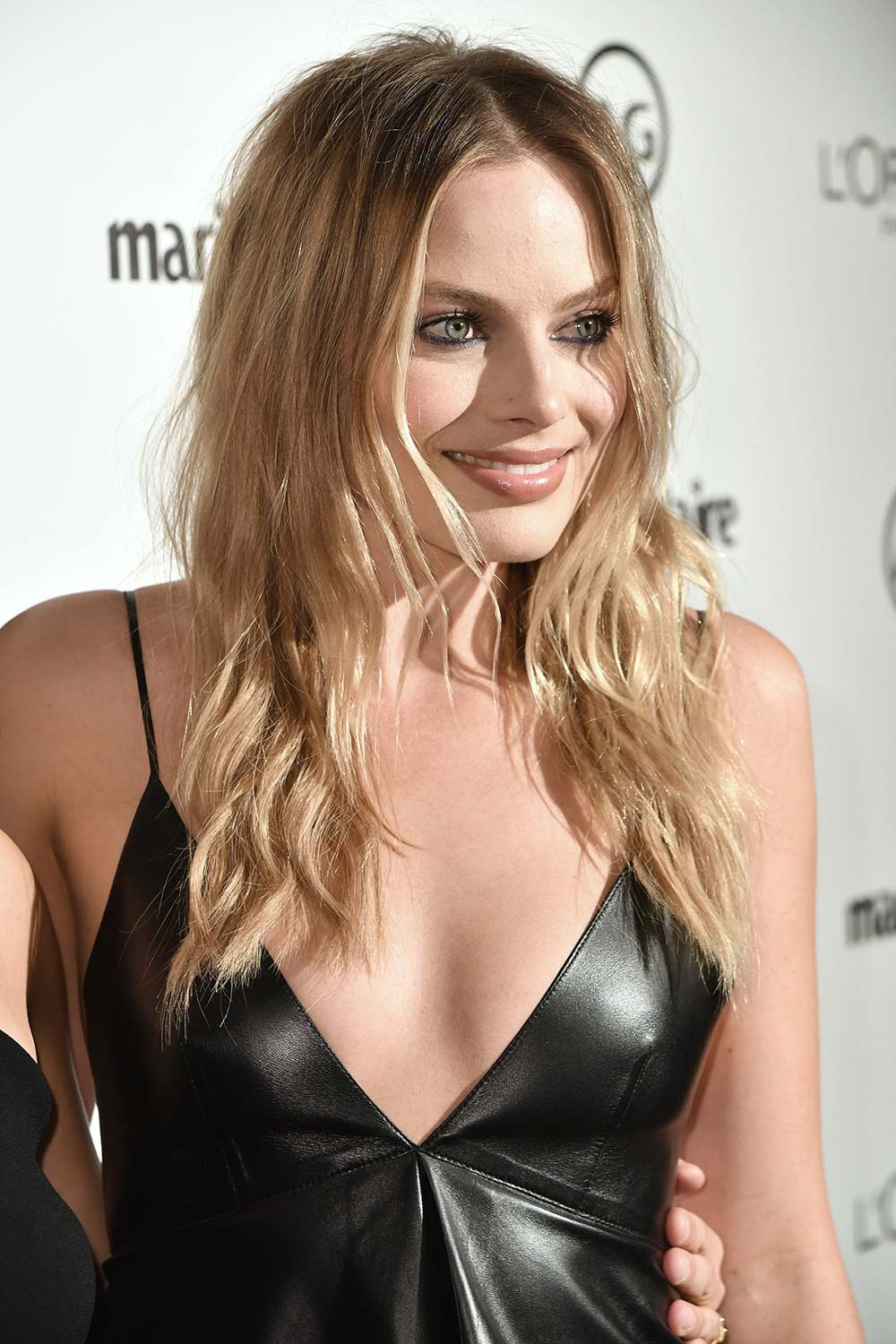 Margot Robbie attends Marie Claire's Image Maker Awards 2017