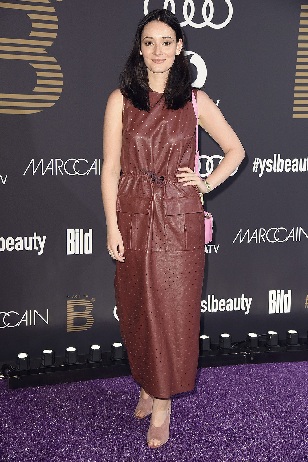 Maria Ehrich attends Place To B Party