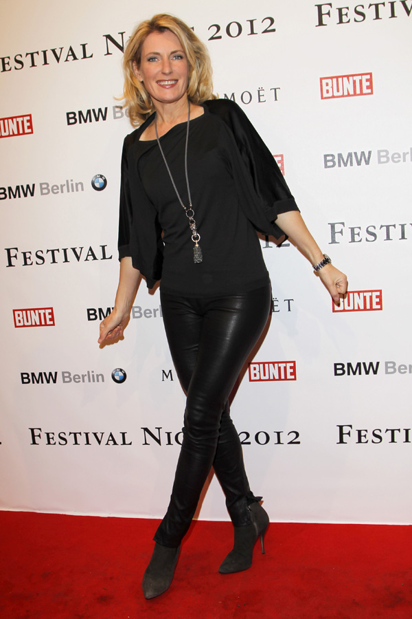 Maria Furtwangler attends Festival Night 2012 hosted by Bunte & BMW at Humboldt Carre in Berlin