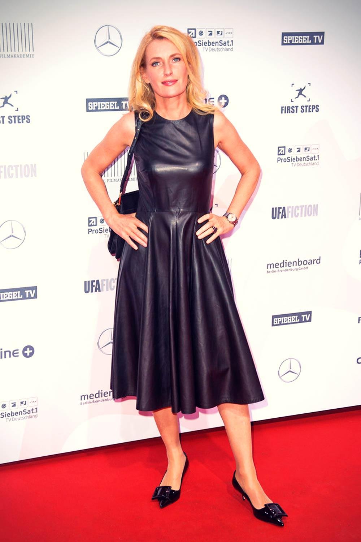 Maria Furtwangler attends the First Steps Awards 2015