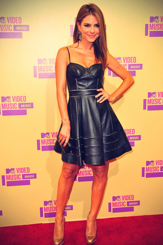 Maria Menounos at MTV VMA