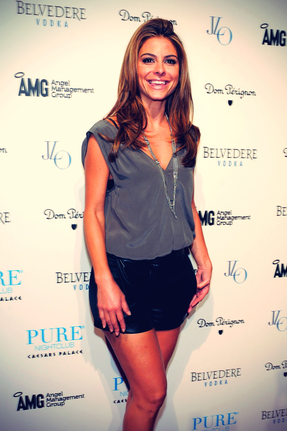 Maria Menounos at Pure Nightclub Caesars Palace