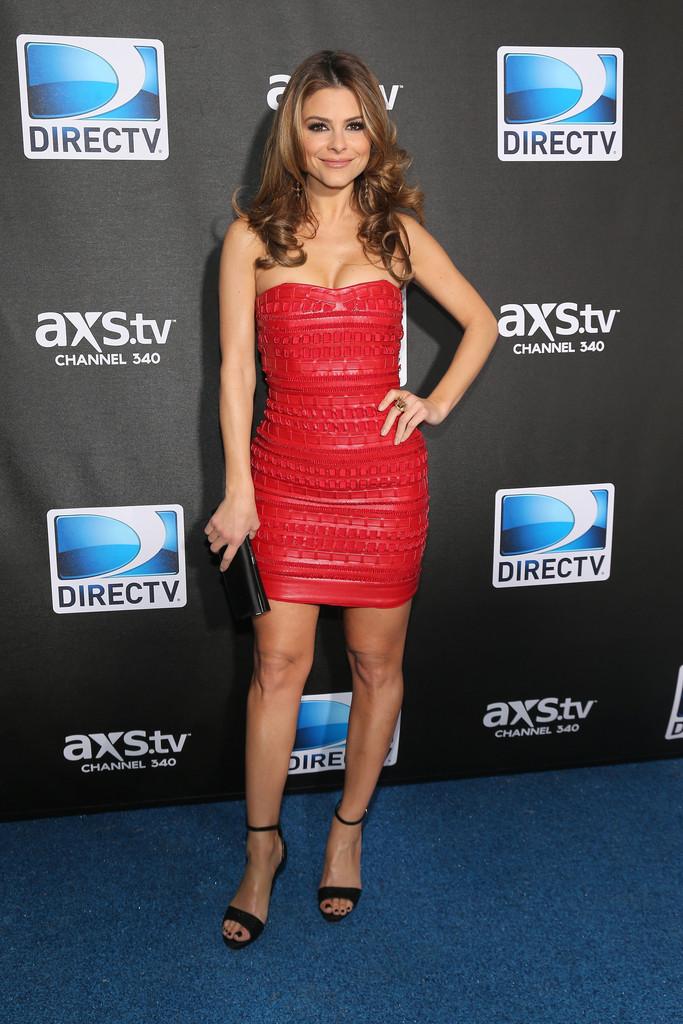 Maria Menounos at DIRECTV Super Saturday Night