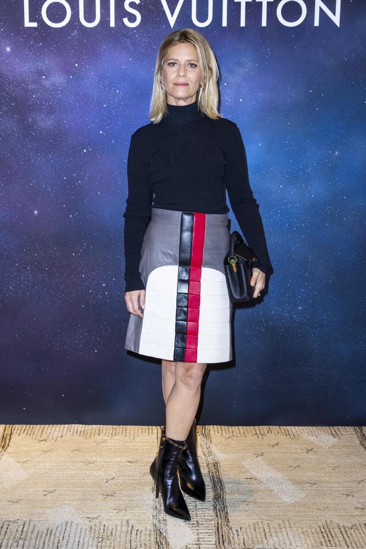 Marina Fois at Louis Vuitton Stellar Jewelry Cocktail Event
