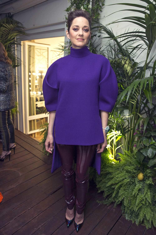 Marion Cotillard attends Cannes Film Festival