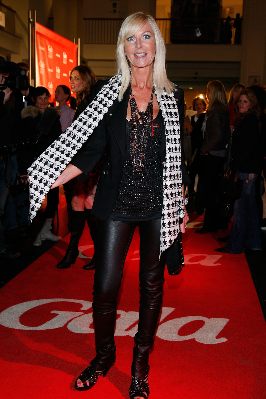 Marion Fedder at GALA Shopping Night