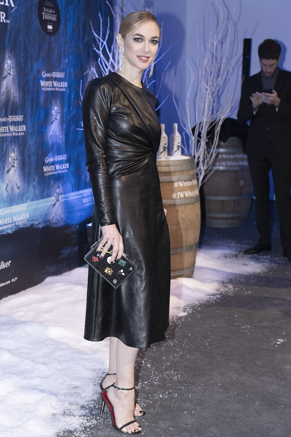 Marta Hazas attends Johnnie Walker Party