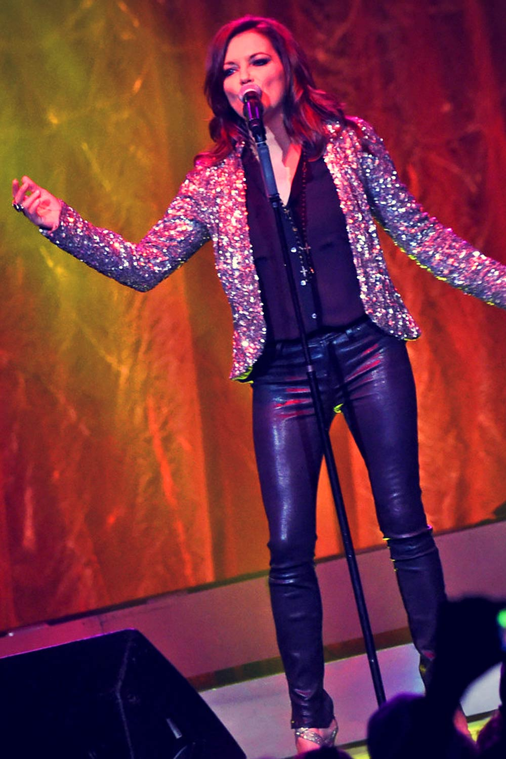 Martina McBride performs at St. Jude Country Music Marathon