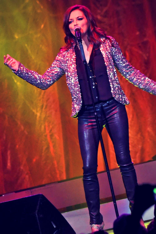 Martina McBride performs at St. Jude Country Music Marathon