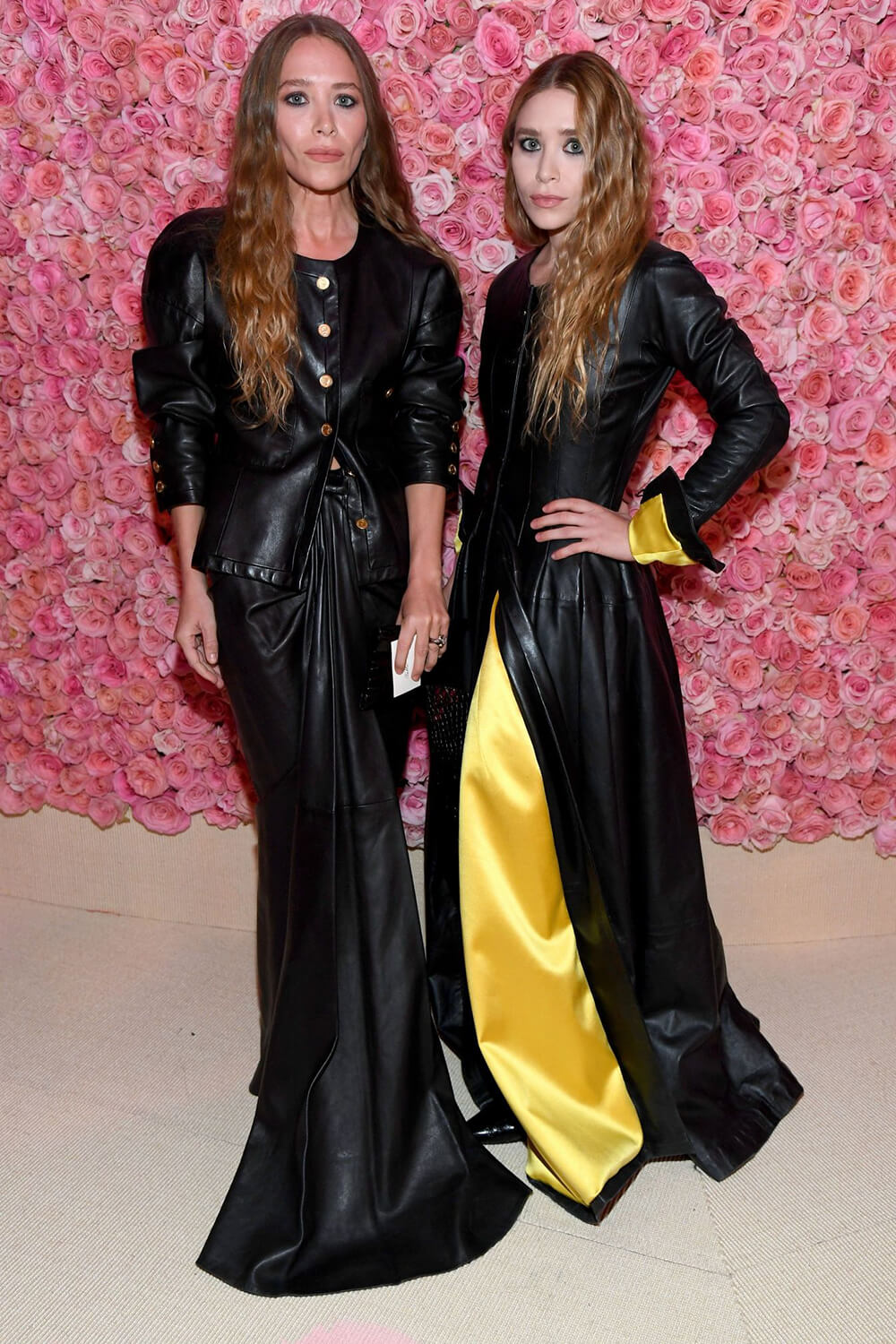 Mary-Kate and Ashley Olsen attend The 2019 Met Gala