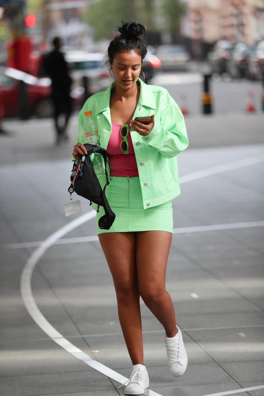 Maya Jama leaving BBC Radio One