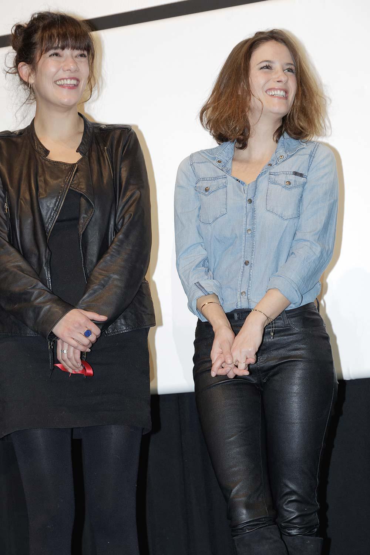 Melanie Bernier attends Les Arcs European Film Festival