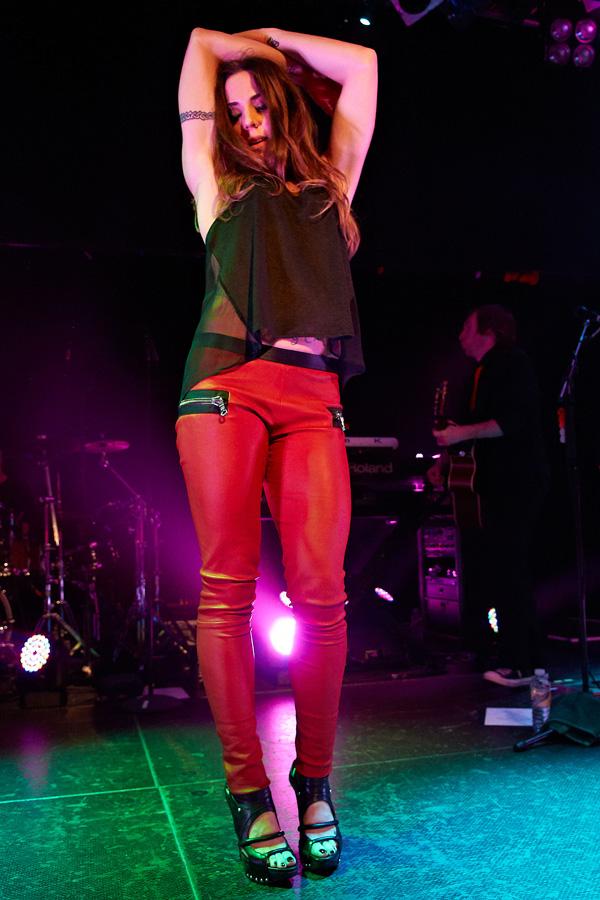 Melanie Chisholm performing live at the O2 Academy Islington