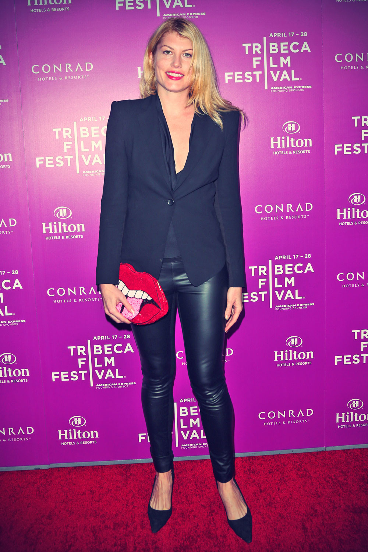 Meredith Ostrom The 2013 Tribeca Film Festival LA Reception