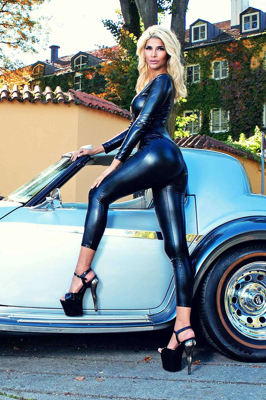 Car Wash Leggings