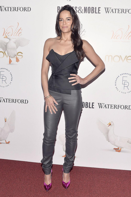 Michelle Rodriguez celebrates 'Moves Magazine' 2018 Power Women Gala