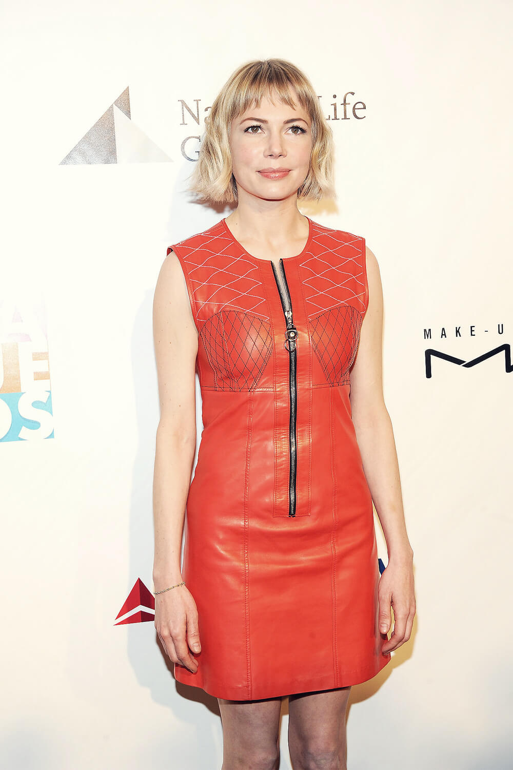 Michelle Williams attends 82nd Annual Drama League Awards